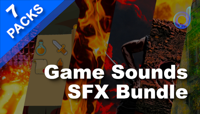 Huge Game Sounds Bundle