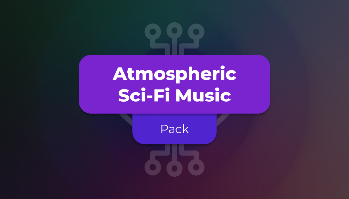 Atmospheric Sci-Fi Music Pack