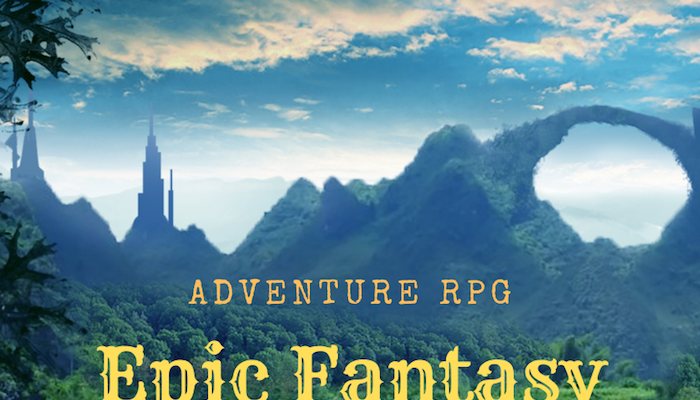 Adventure RPG: Epic Fantasy – 5 Tracks