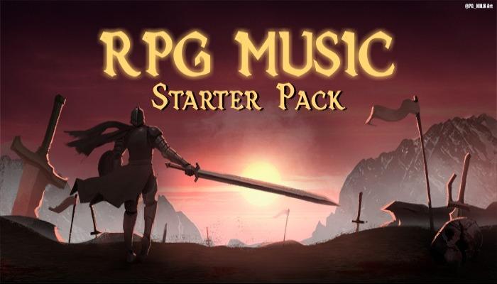 RPG MUSIC STARTER PACK