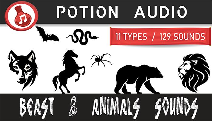 Beast & Animals Sounds