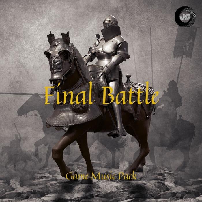 Final Battle Game Music Pack