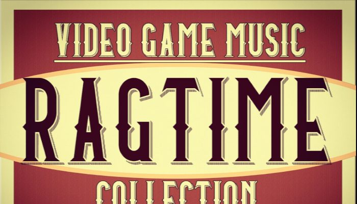 Video Game Music Ragtime Collection