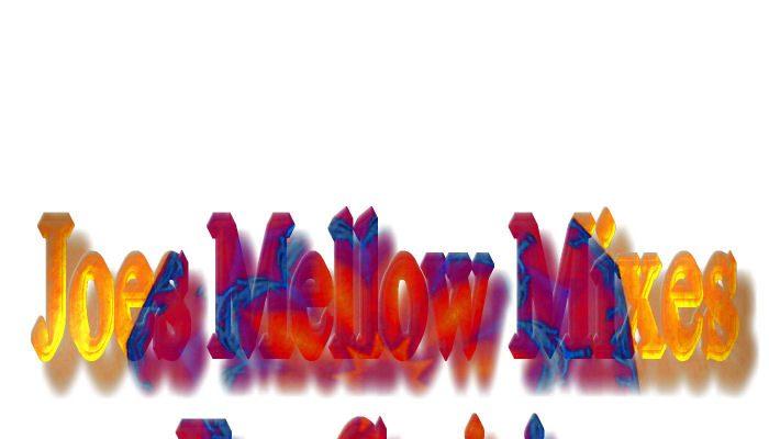 Joes Mellow Mixes For Cruisin Vol.1