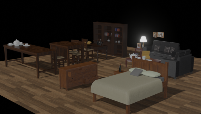 Furnitures and Props