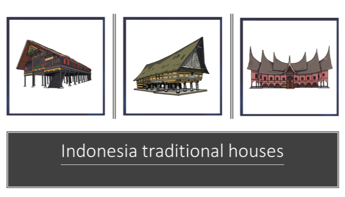 Indonesia Traditional Houses