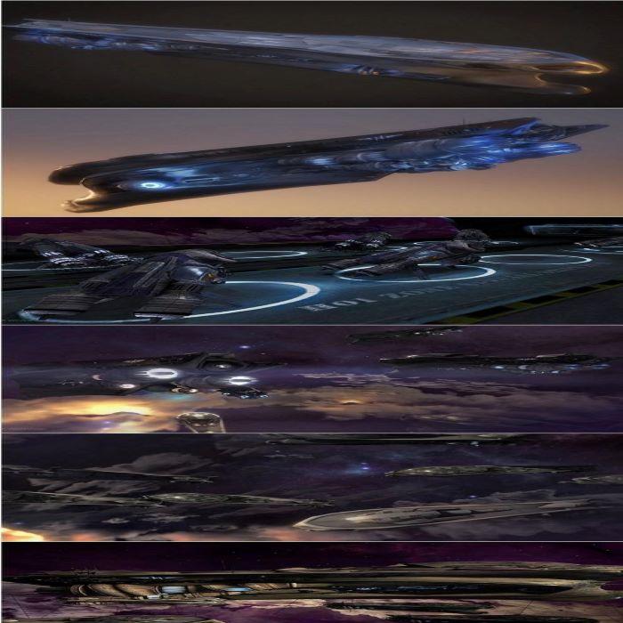 nautika spaceship