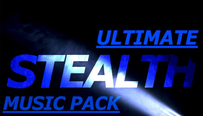Ultimate Stealth Music Pack