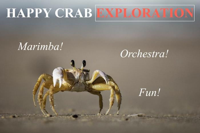 Happy Crab | Exploration Music