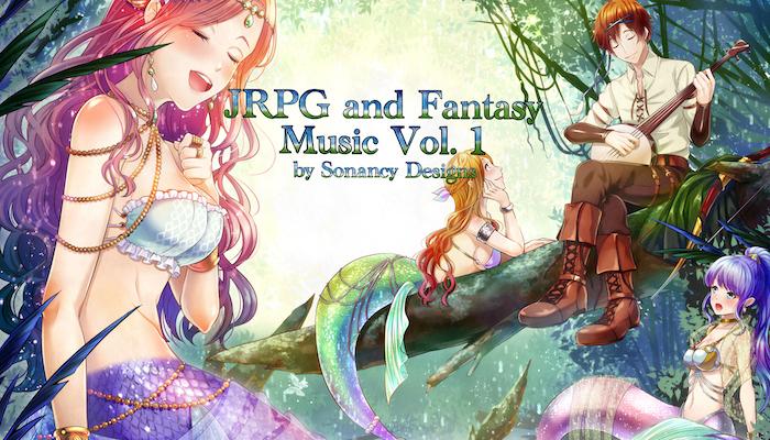 JRPG and Fantasy Music Vol 1