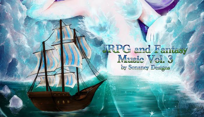 JRPG and Fantasy Music Vol. 3