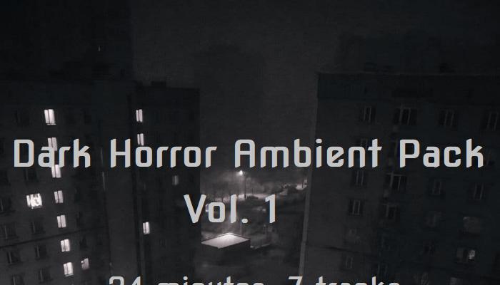 Dark Horror Ambient Pack Vol. 1
