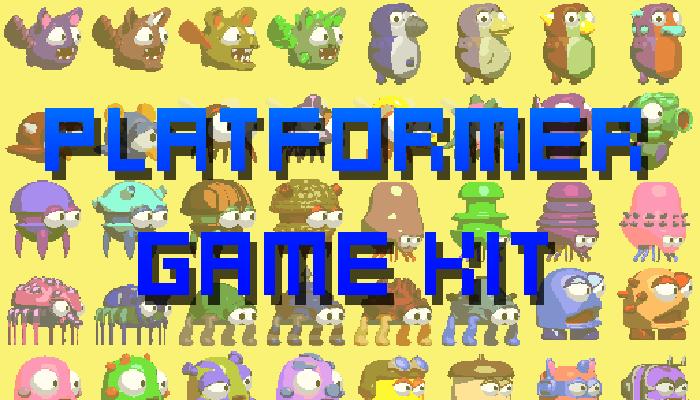 Platformer 2D Game Kit