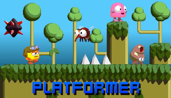 Platformer 2D Game Kit – Free Version