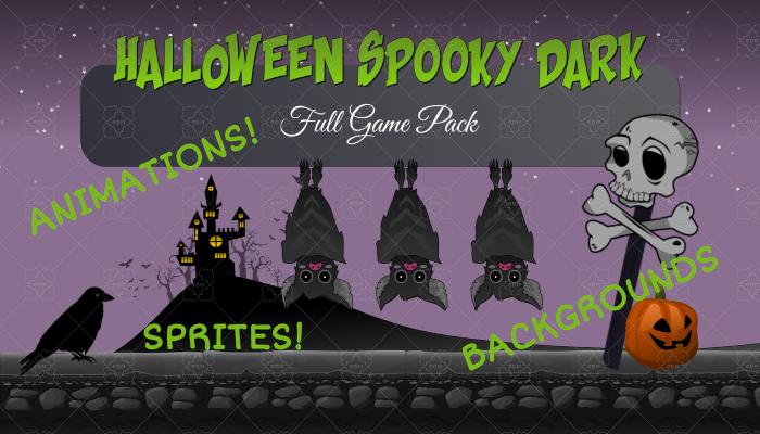 Halloween Spooky Dark Full Gamepack