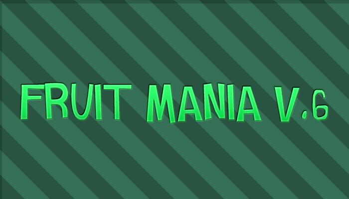 Fruit Mania v6