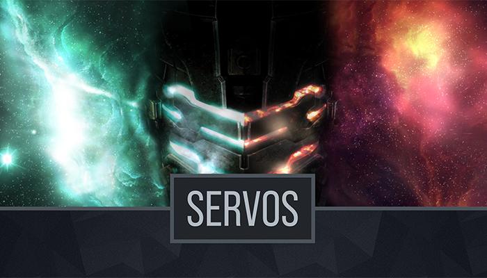 Droid Servos