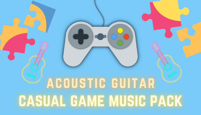 Casual Game Music – Acoustic Guitar