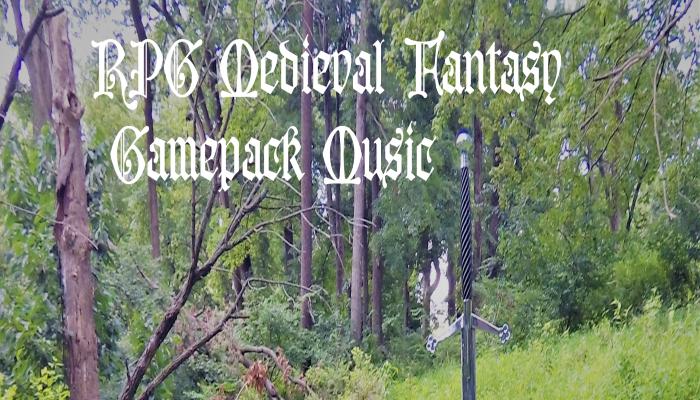 RPG Medieval Fantasy Gamepack Music
