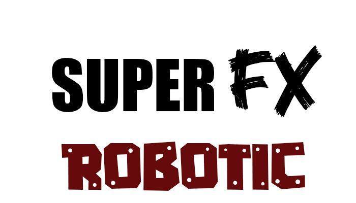 Super Fx – Robotic Pack