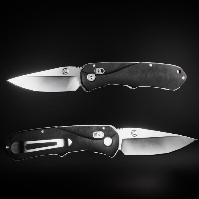 Flip Knife