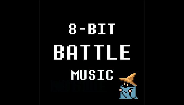 8-Bit Battle Music Pack
