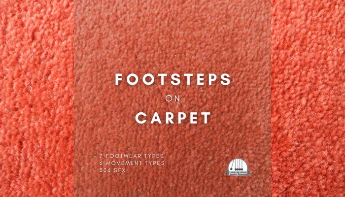 Footsteps on Carpet