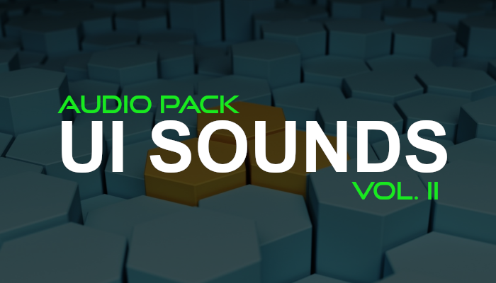 User Interface Sounds – Volume Two