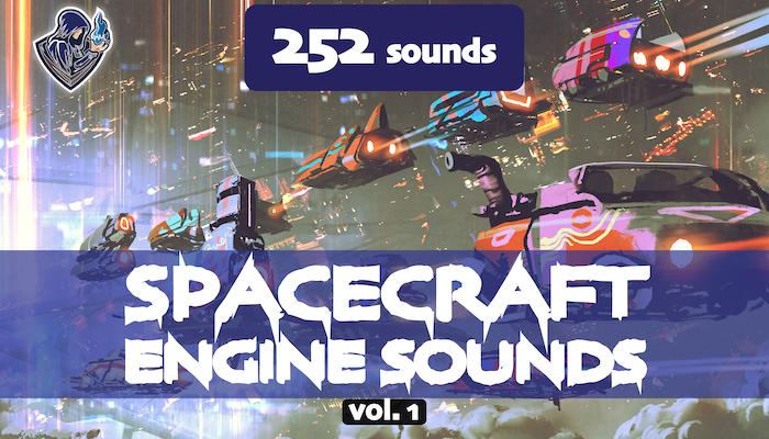 Spacecraft Engine Sounds Vol. 1