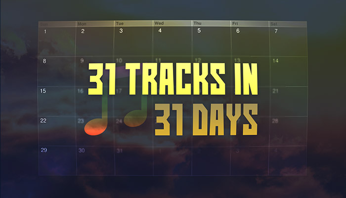 31 Game Music Tracks in 31 Days