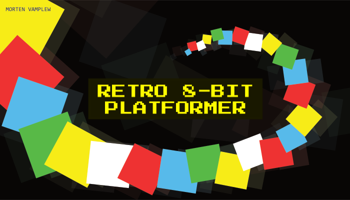 Retro 8-Bit Platformer Music Pack