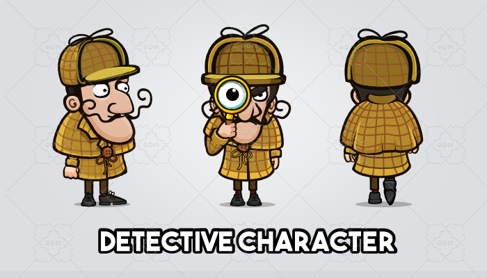 Detective character