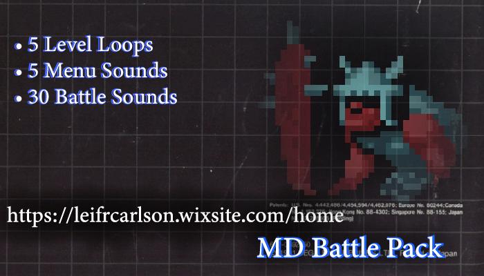 Free MD/SG 16-Bit Battle Pack