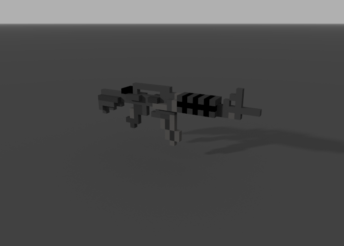 Voxel M4A1