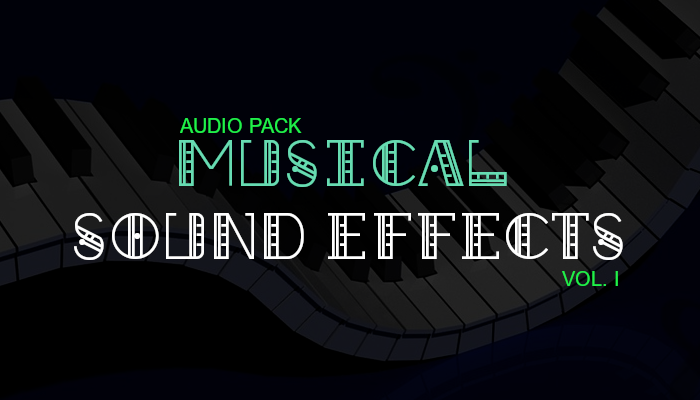 Musical Sound Effects – Audio Pack