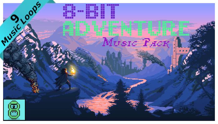 8-Bit Adventure Music Pack
