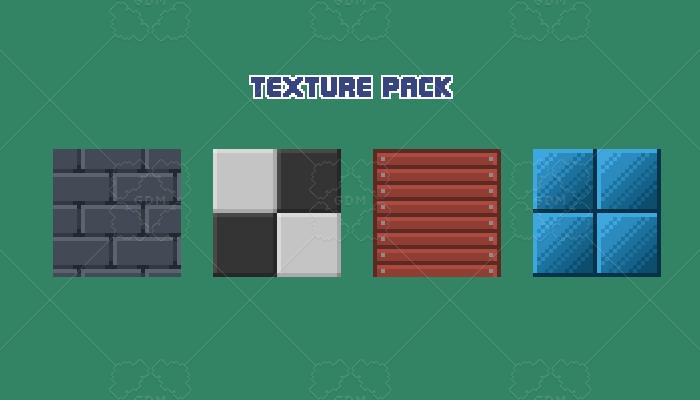 pixelart texture pack