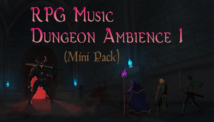 RPG MUSIC DUNGEON AMBIENCE 1