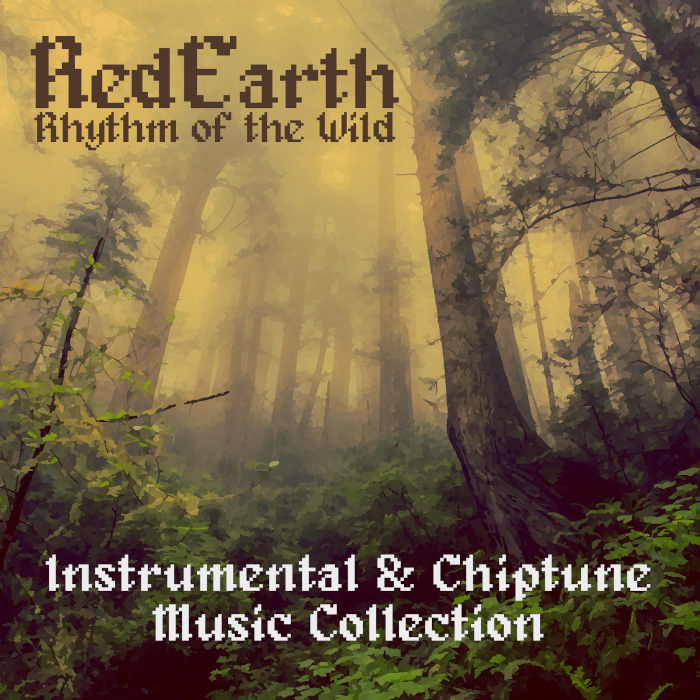 Rhythm of the Wild   Instrumental & Chiptune Music Collection