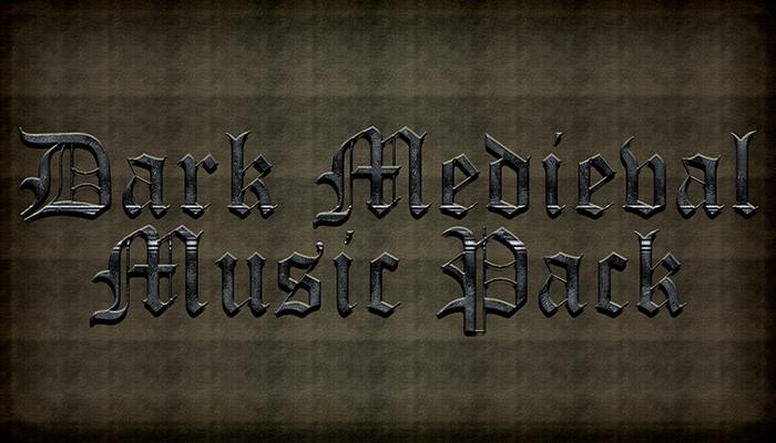 Dark Medieval Music Pack