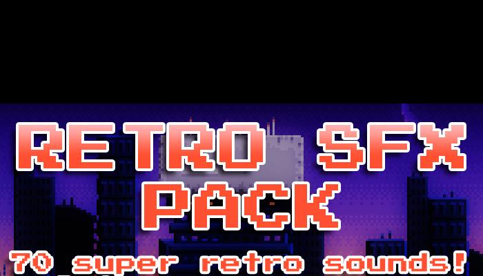 Retro SFX Pack