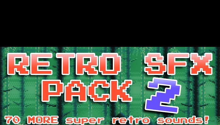 Retro SFX Pack 2