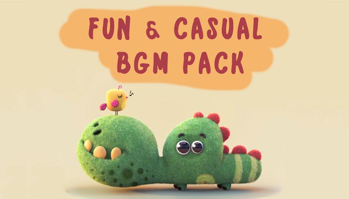 Fun & Casual BGM Pack