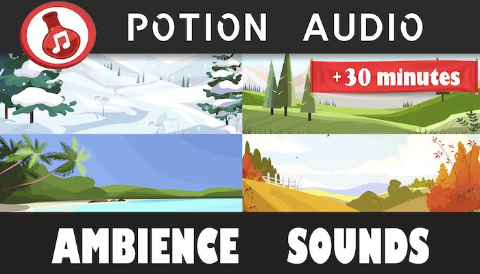 Ambiences Sounds Vol.1