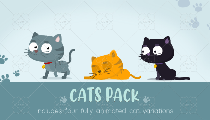 Cats pack