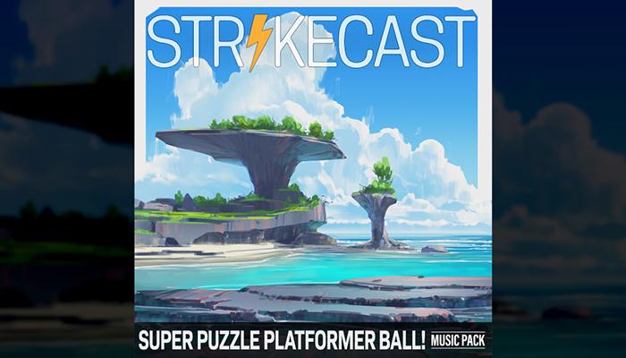 Super Puzzle Platformer Ball! Music Pack