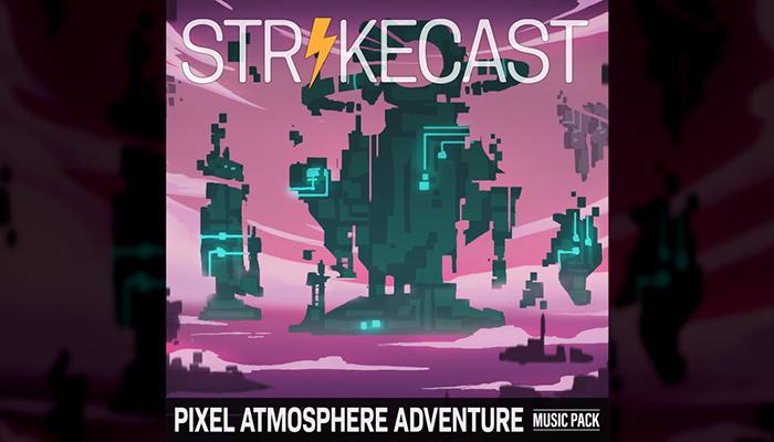 Pixel Atmosphere Adventure Music Pack
