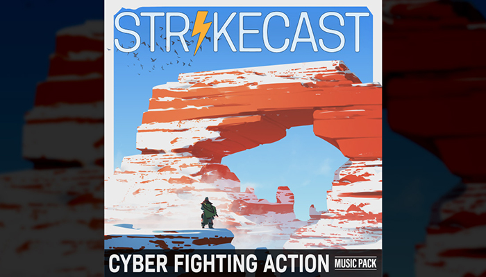 Cyber Fighting Action! Music Pack