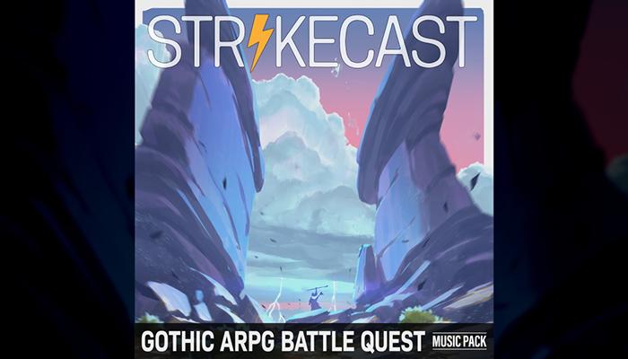 Gothic ARPG Battle Quest Music Pack