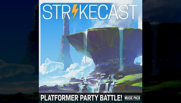 Platformer Party Battle! Music Pack